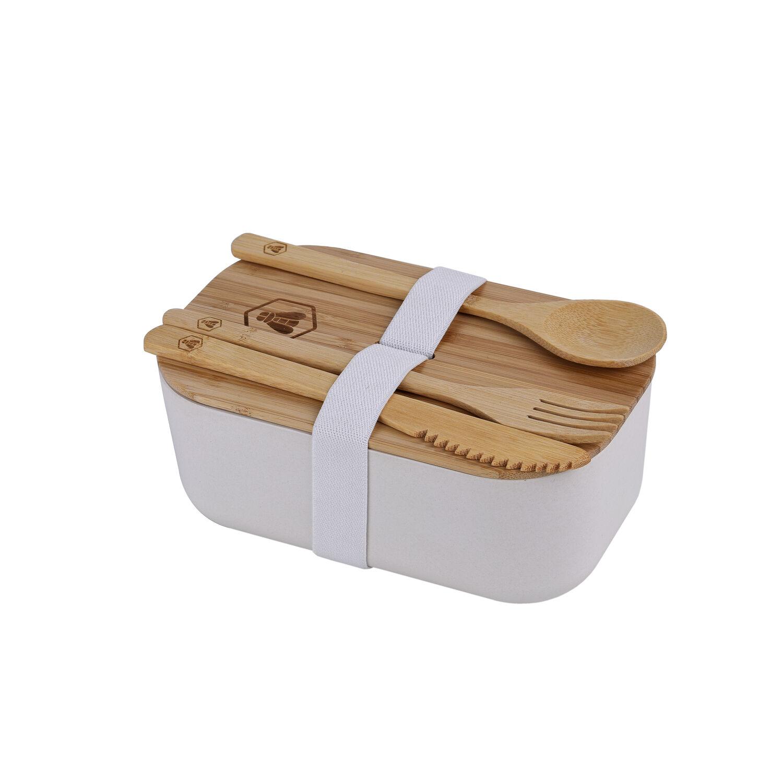 Laguiole Lunchbox avec couverts