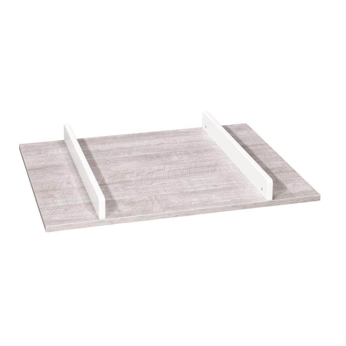 Sauthon Plan à langer en bois gris