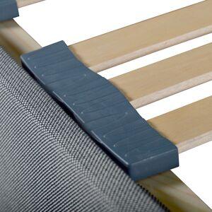 Olympe Sommier en kit Ergostar  gris clair  90x190 - Publicité