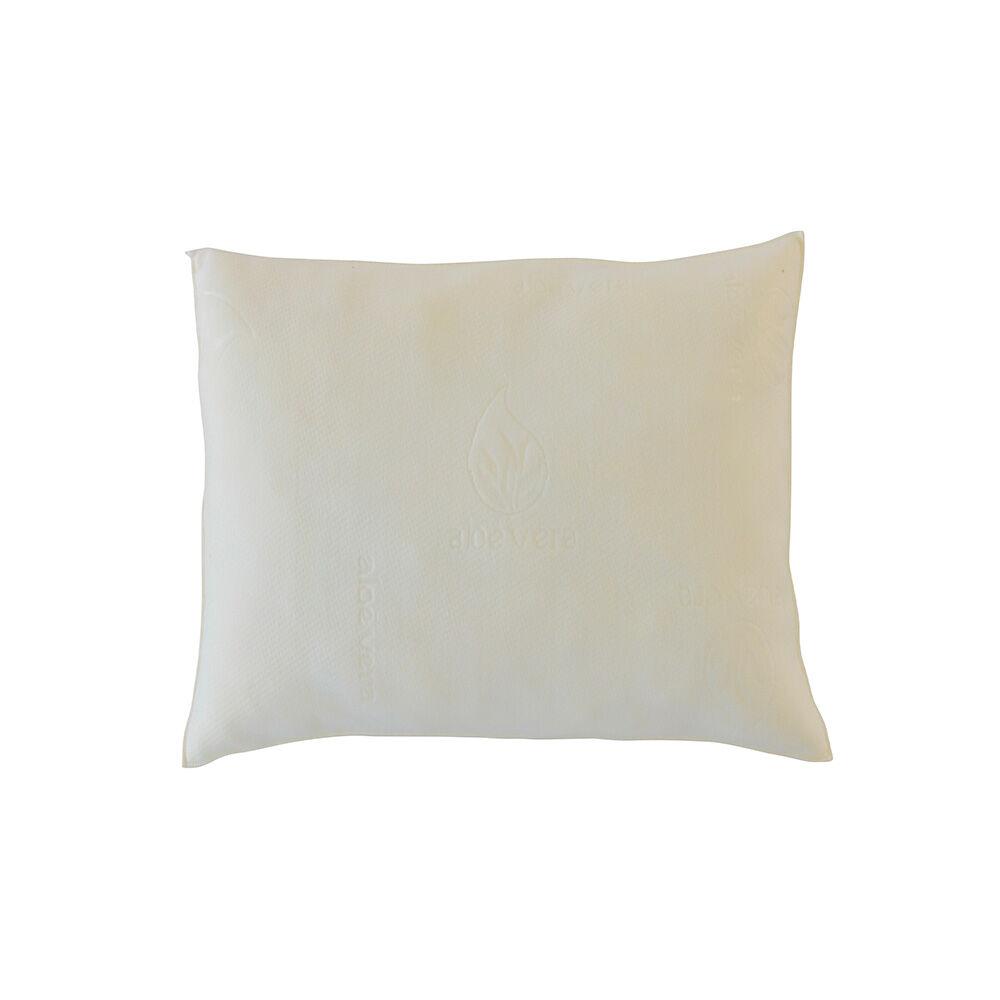 Bellecour Oreiller Aloe Vera 60x60 cm  Mémoire de forme