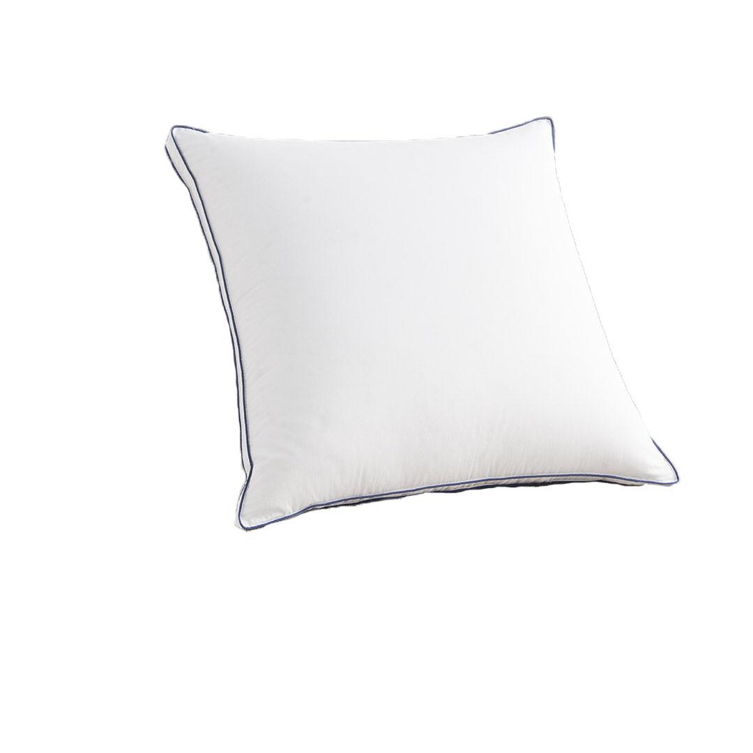 Drouault Oreiller TRIANON - 50% duvet de canard blanc - Medium 50x75 cm