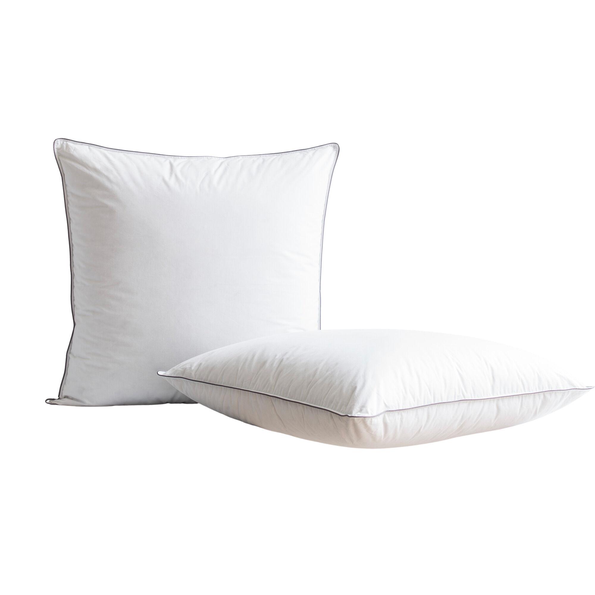 MPC Maison Oreiller htel luxe en Plume Blanc 50x70 cm