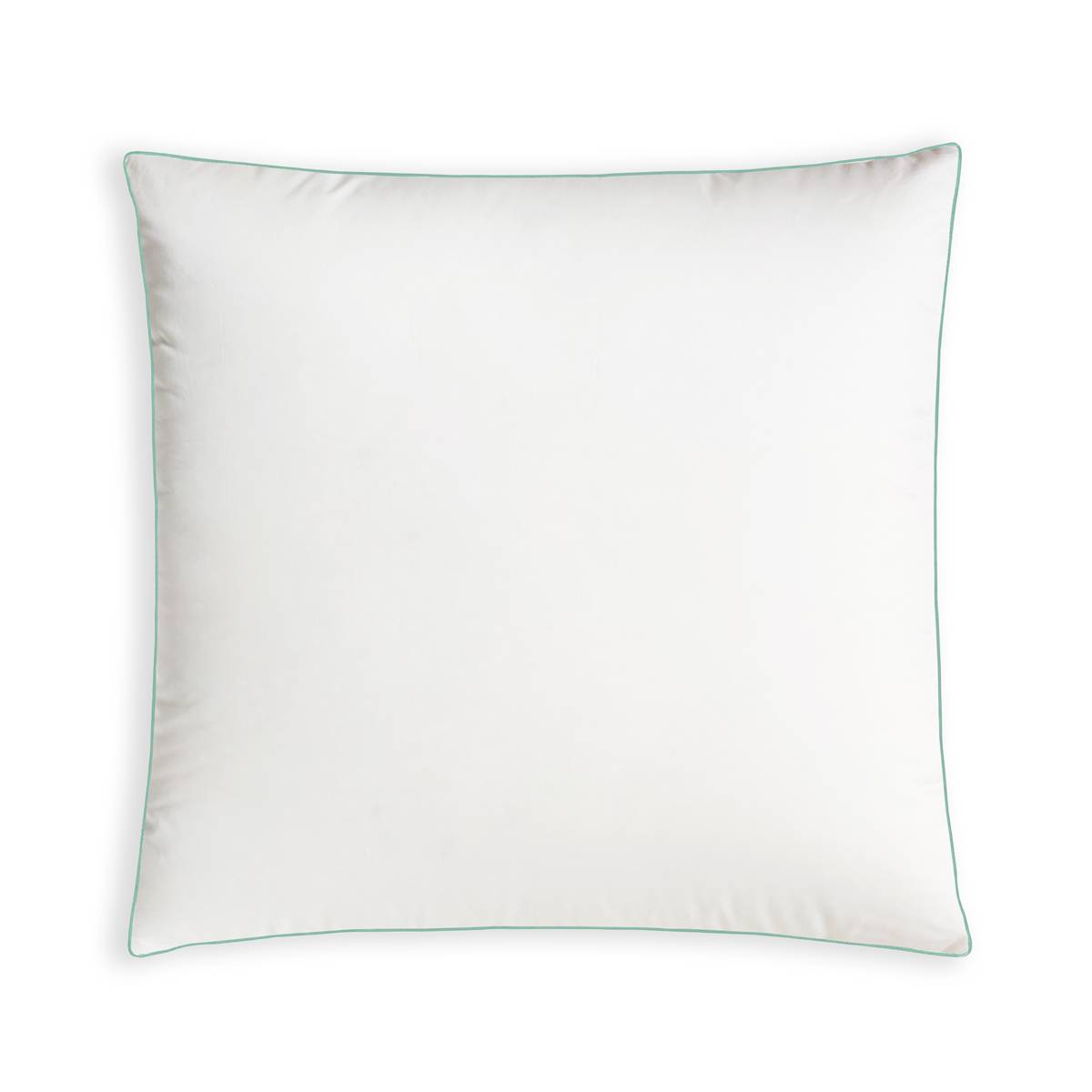 WAKE ME GREEN Oreiller MOELLEUX Gonflant Durable - Coton Bio  60x60 cm