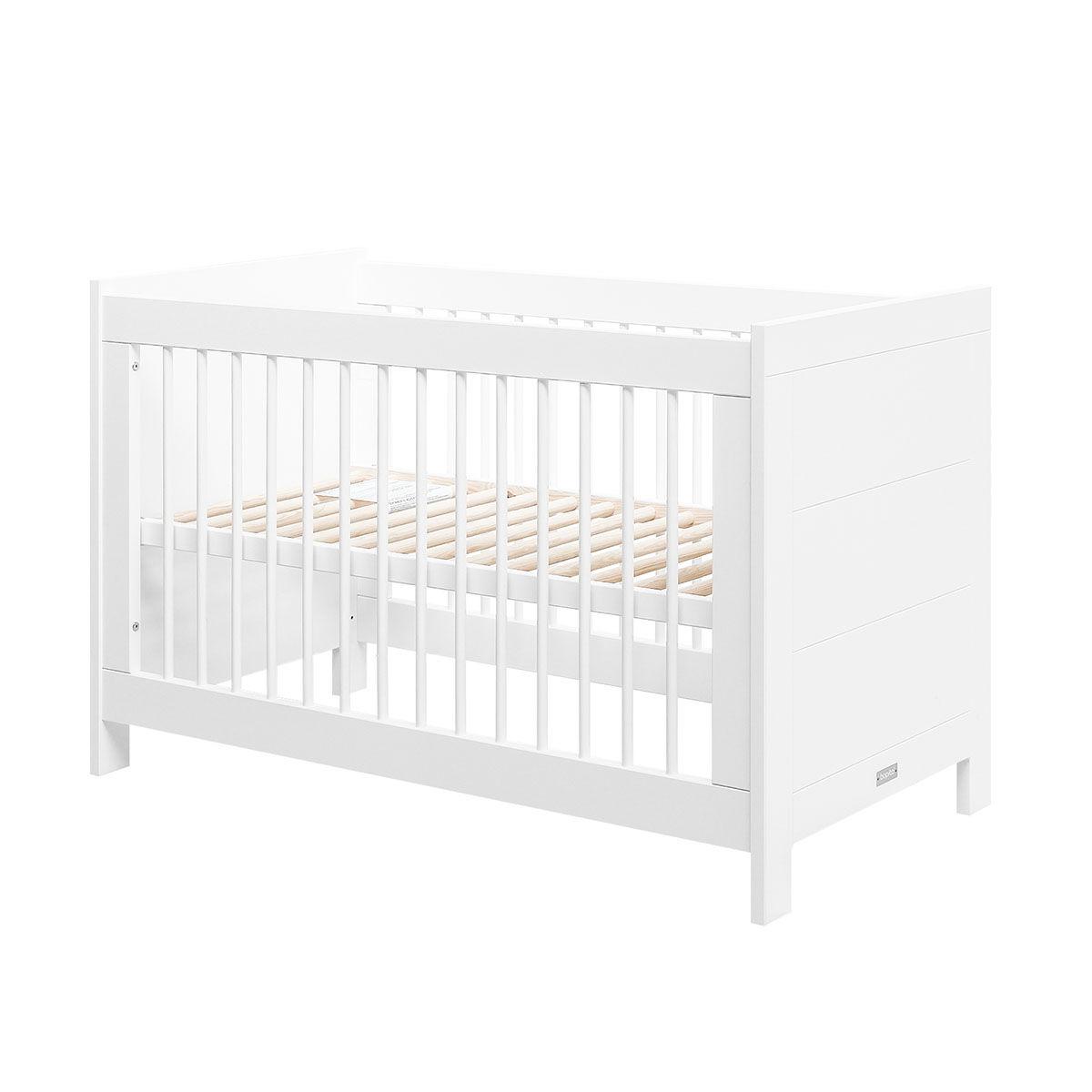 Bopita Lit bébé 60x120 blanc
