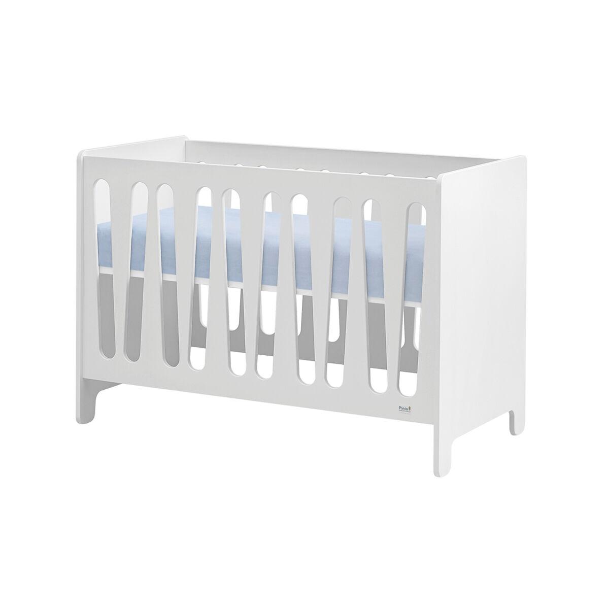 Pinio Lit bébé 60x120 blanc