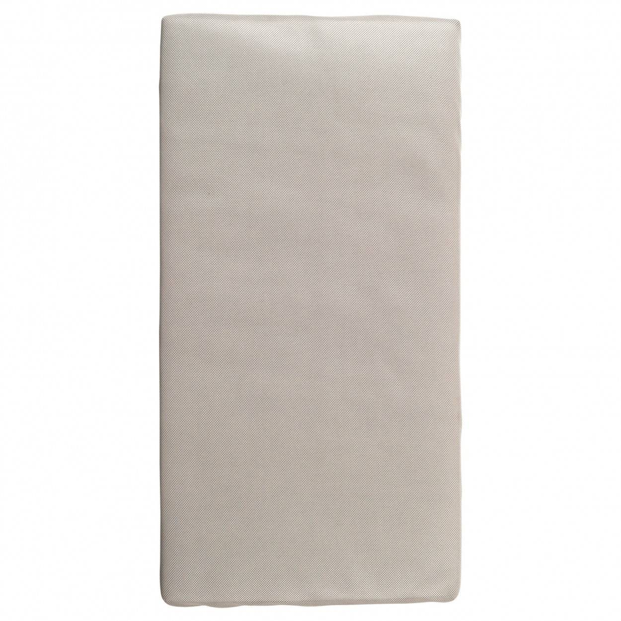 Candide Matelas bébé de voyage 60x120 cm Air+ gris clair