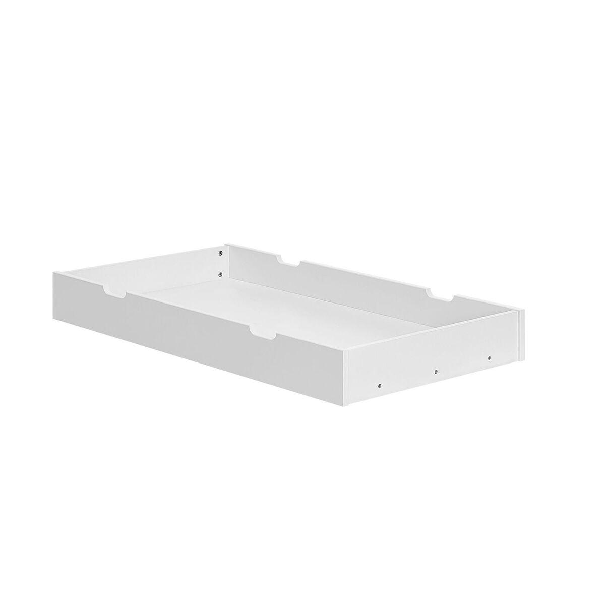 Pinio Tiroir pour lit évolutif 70x140 blanc