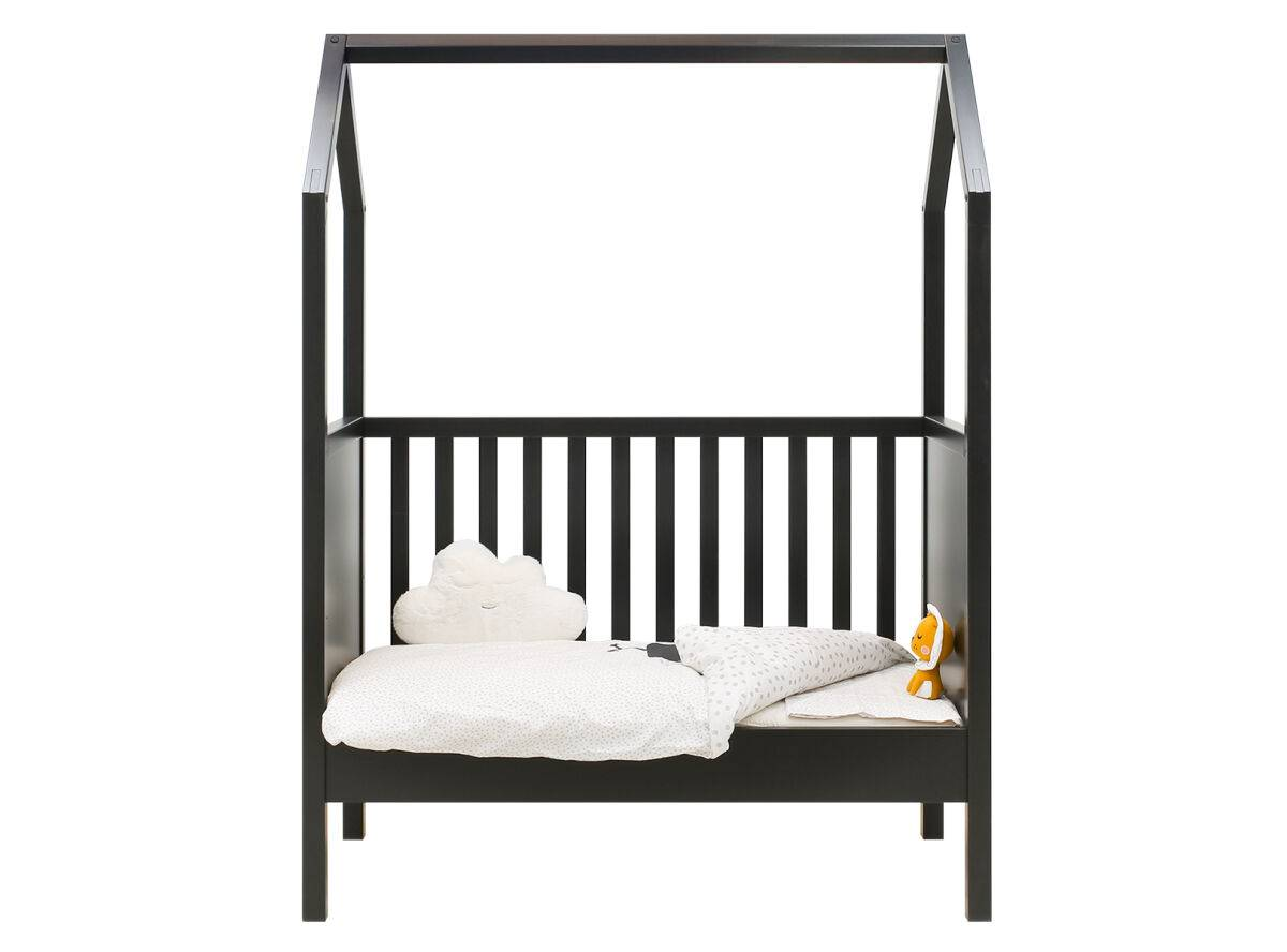Bopita Lit bébé 60x120 noir