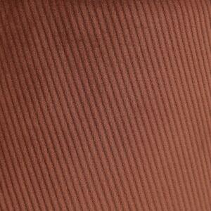 Zago Pouf en velours côtelé - Publicité