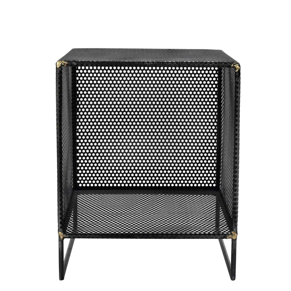 Zago Cube en métal 1 niche
