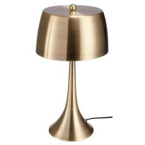 Maisons du Monde Lampe en métal doré vieilli - Publicité