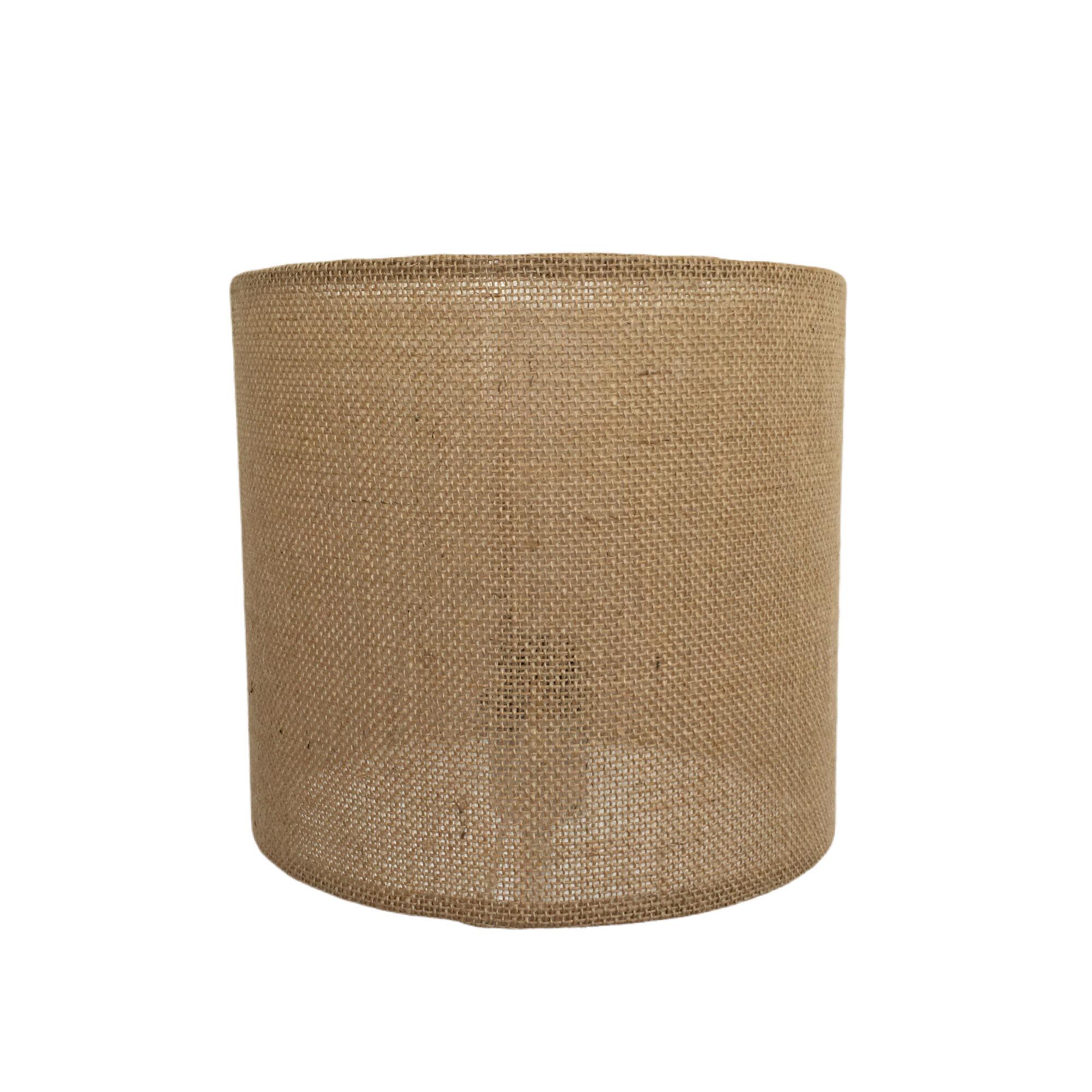 Belamp Suspension toile de jute diamètre 25 cm