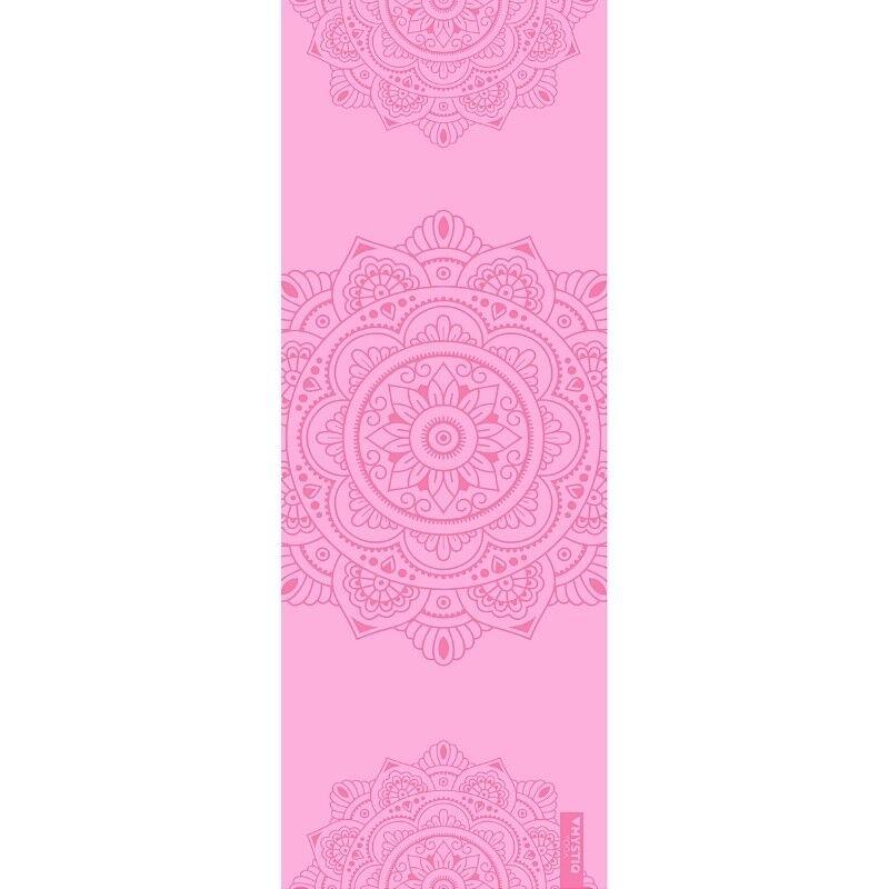 Mystiq Yoga Tapis de yoga elite mandalife rose
