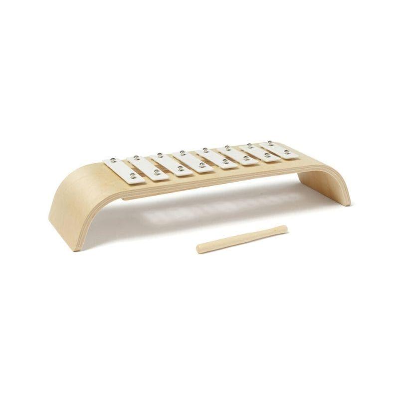 Kid's Concept Xylophone en bois blanc