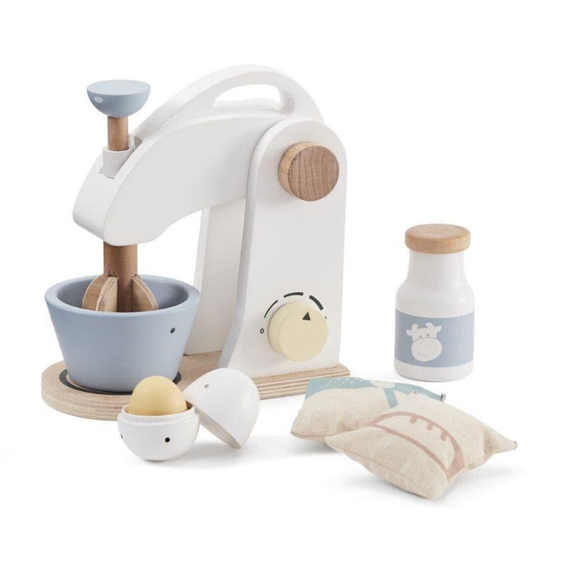 Kid's Concept Robot mixeur de cuisine en bois blanc