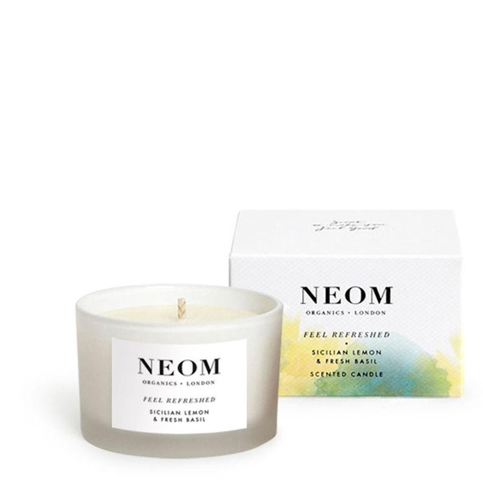 NEOM OrganicsFeel Refreshed TravelBougie parfumée