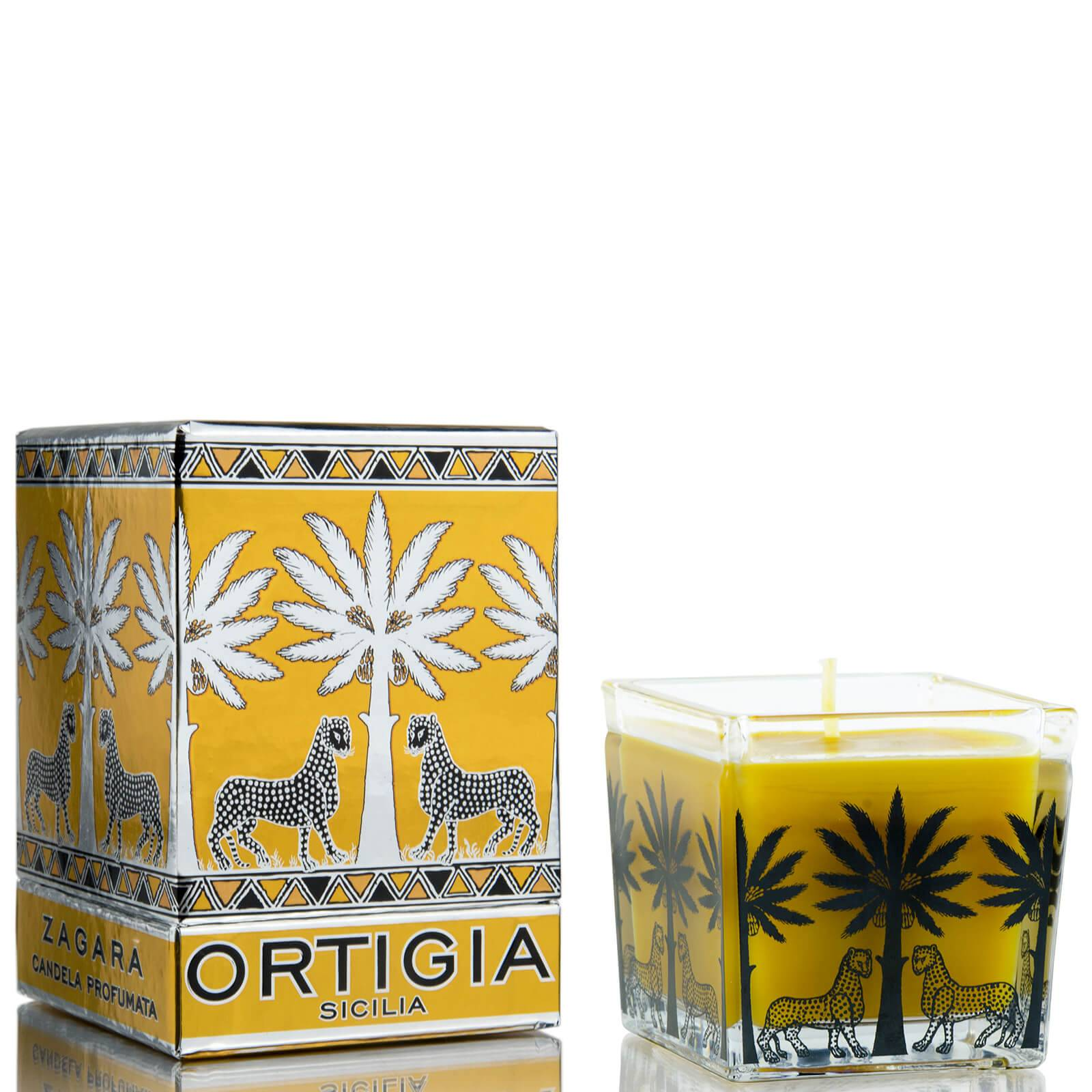 Ortigia Orange Blossom Square Candle d'Ortigia