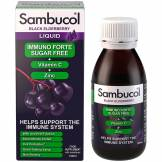 Sambucol Immuno Fortesans sucre 120ml