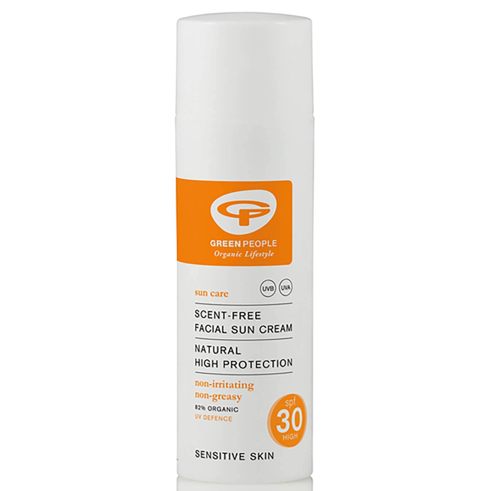 Green People Crème solaire visage Green PeopleFPS 30 (50 ml)