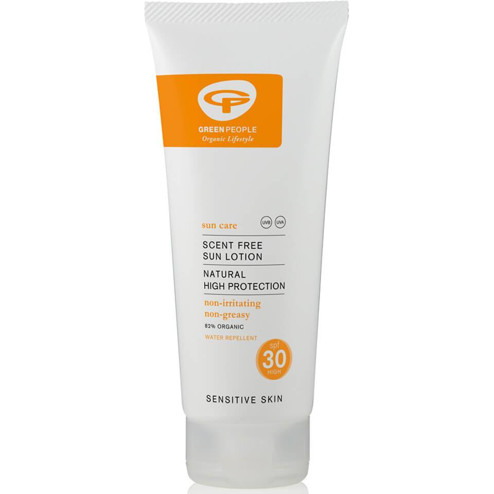 Green People Lotion solaire sans parfum Green PeopleFPS 30 (200 ml)