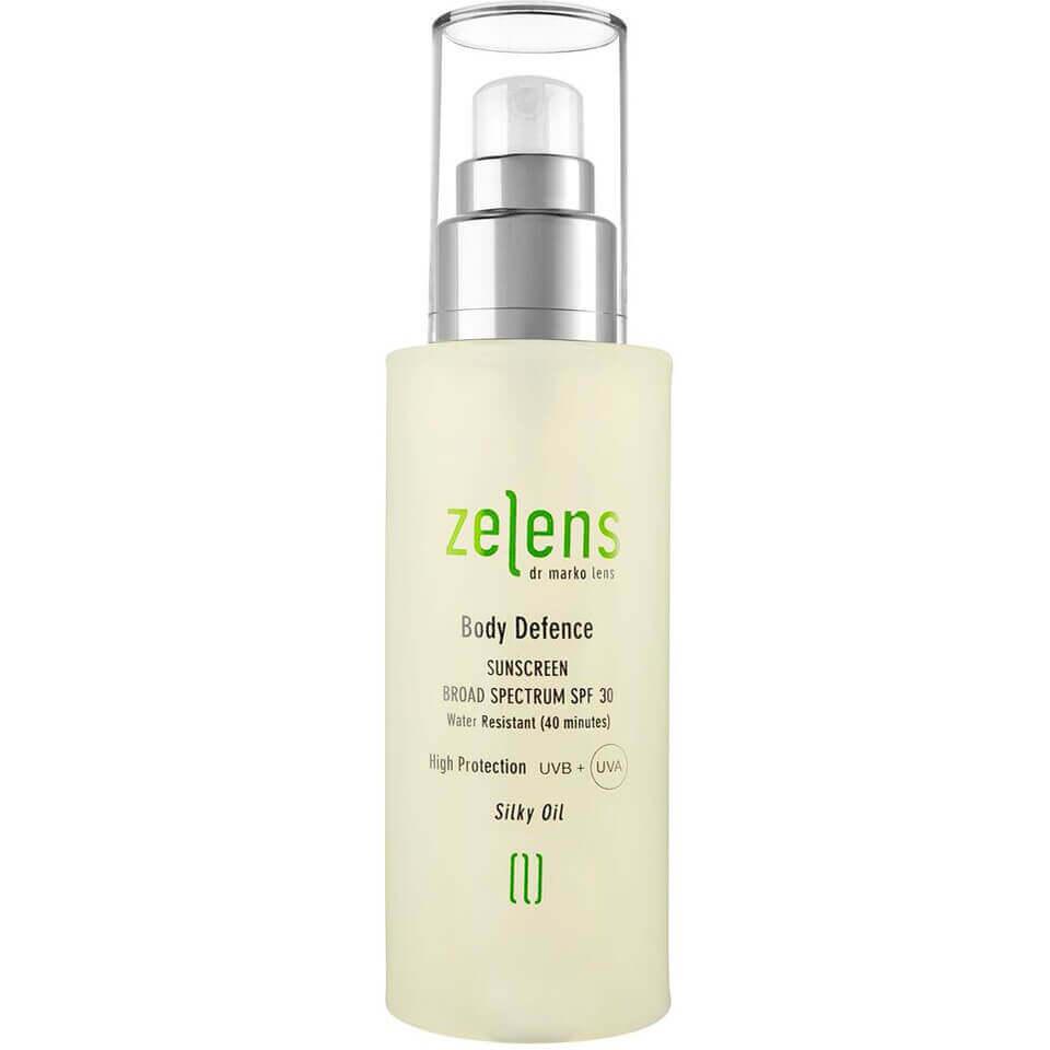 Zelens Crème solaire Body Defence FPS 30 Zelens 125 ml