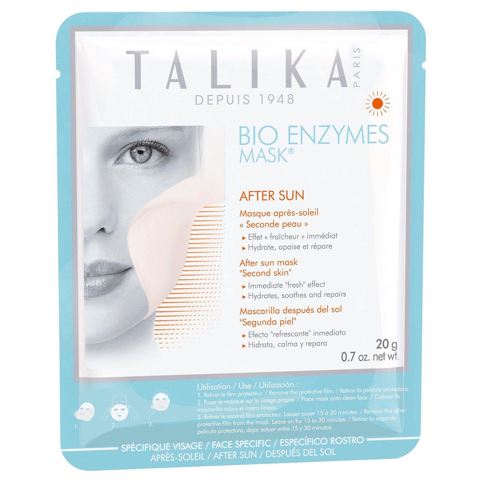 Talika Masque Après-soleil Bio Enzymes Talika 20g
