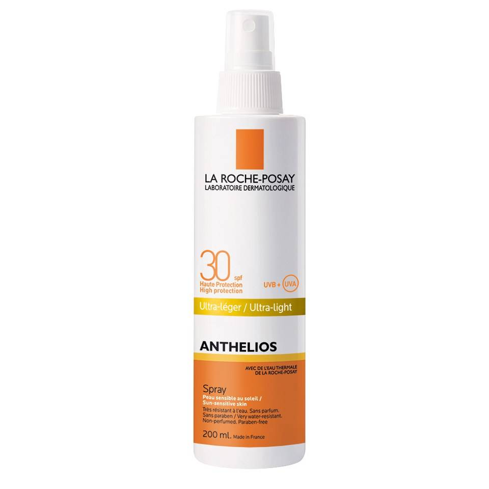 La Roche-Posay Anthelios XL Ultra Light Spray - SPF 30 (200 ml)