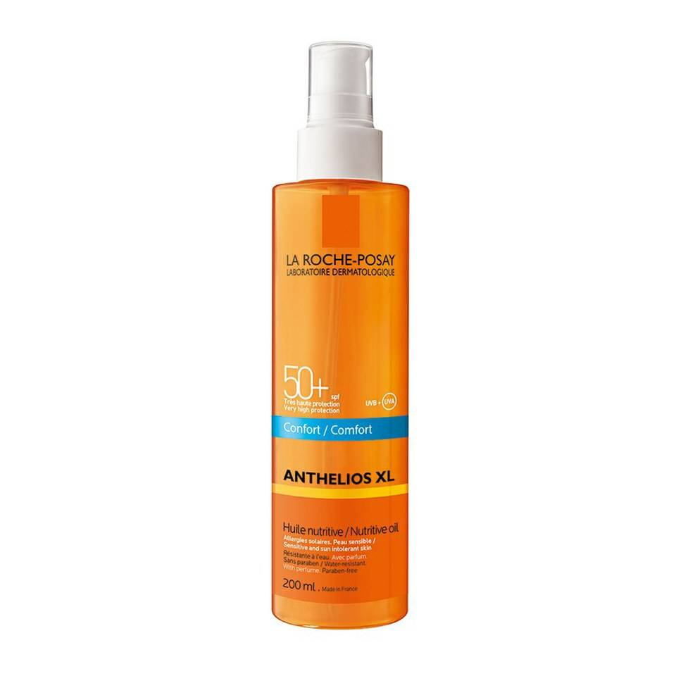 La Roche-Posay Anthelios huile protectrice SPF 50+ 200ml