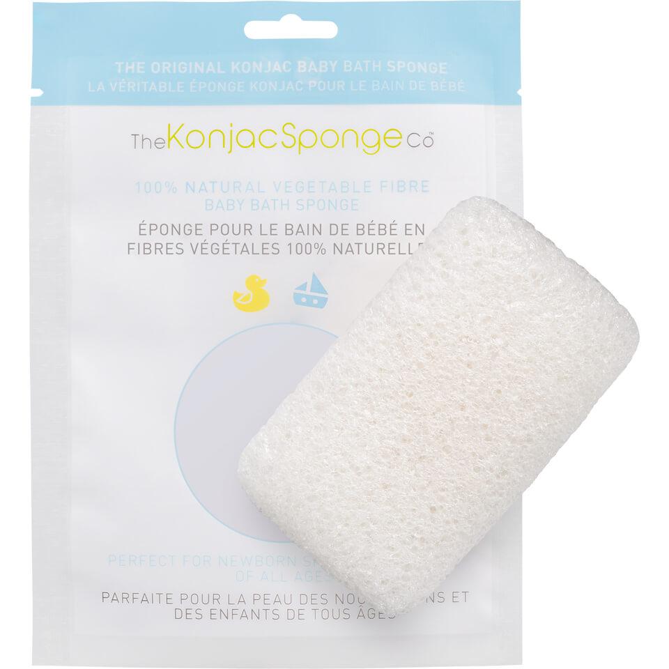 The Konjac Sponge Company Éponge de bain pour bébé de The Konjac Sponge Company