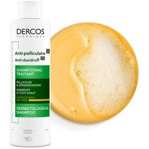 Vichy Dercos Anti-Dandruff Shampoo For Dry Hair 200 ml - Publicité