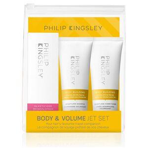 Philip Kingsley Jet Set coffret soins volumisants - Publicité