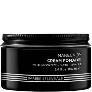 Redken Men's Maneuver Cream Pomade Redken Brews 100ml - Publicité