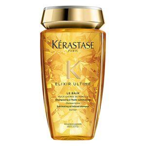 Kerastase Kérastase Shampoing Elixir Ultime Bain - Publicité