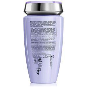 Kerastase Shampooing Violet Anti-Faux Reflets Bain Ultra-Violet Blond Absolu Kérastase 250ml - Publicité