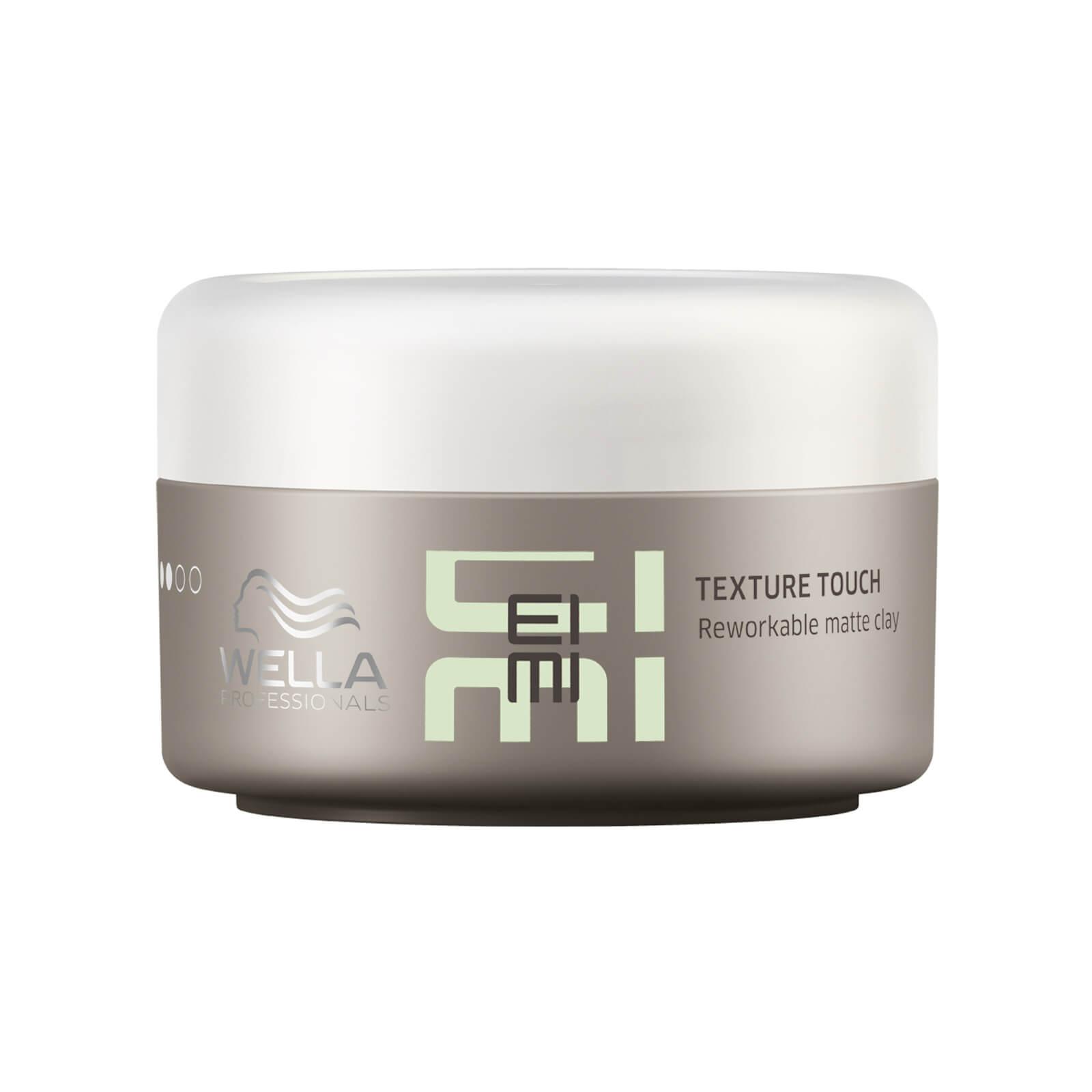 Wella Professionals Care Professional EIMI Dry Texture Touch cire coiffante (75ml)
