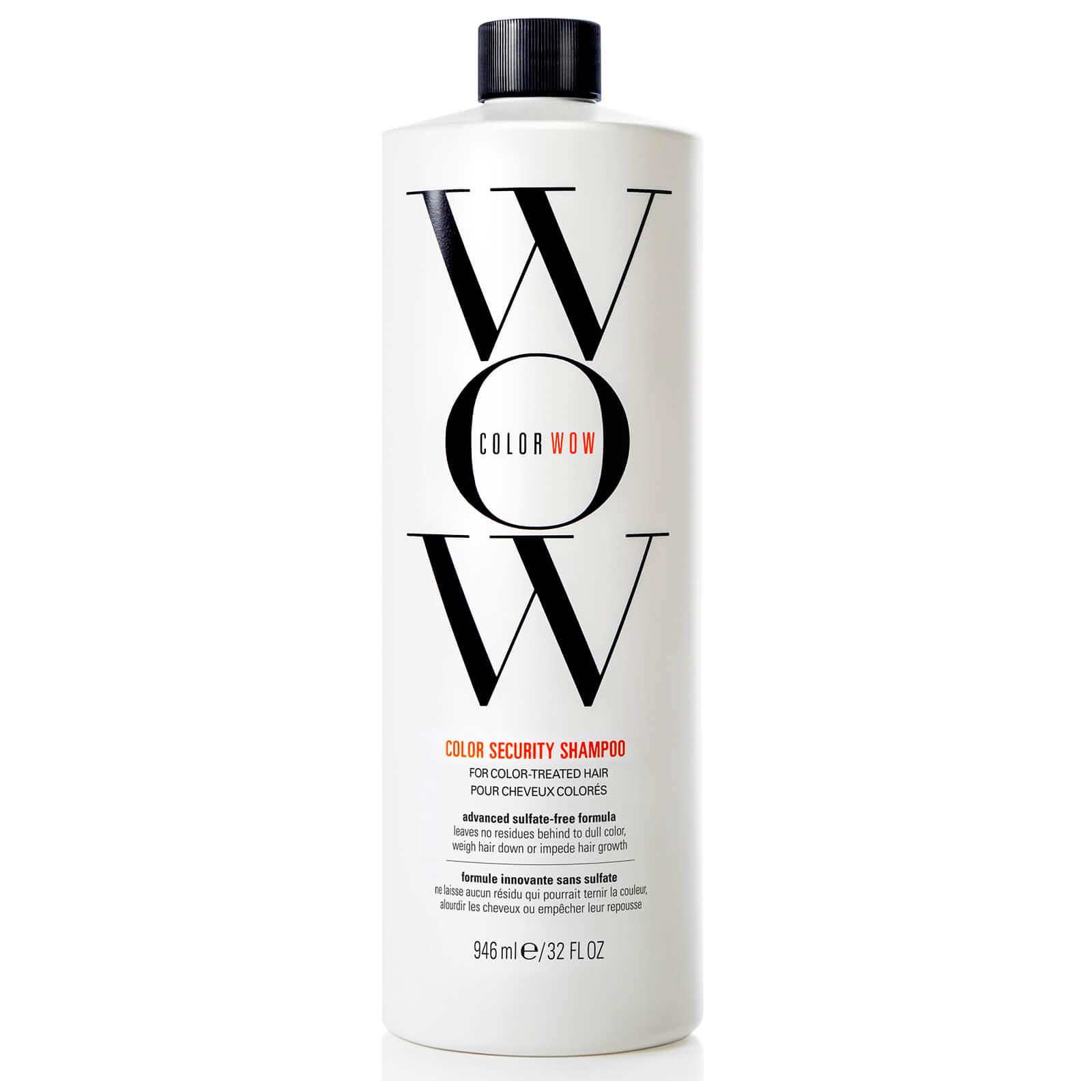 Color WOW Shampooing pour Cheveux Colorés Color Security Color WOW 1000ml