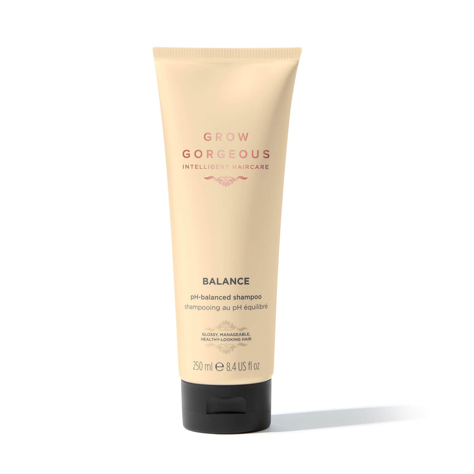 Grow Gorgeous Shampooing au pH Neutre Balance 250ml