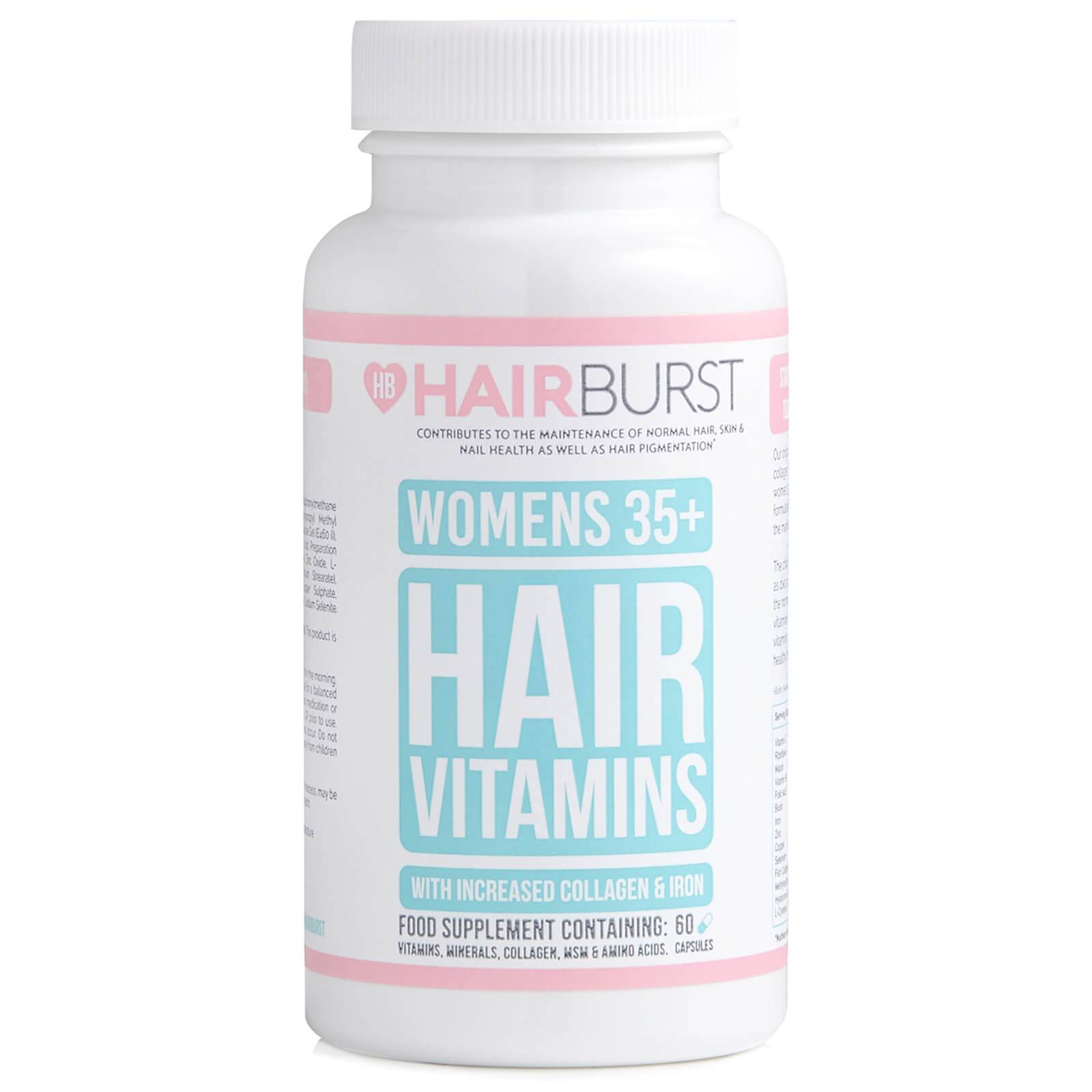Hairburst Women's 35+ Vitamins (60 Capsules) 72g