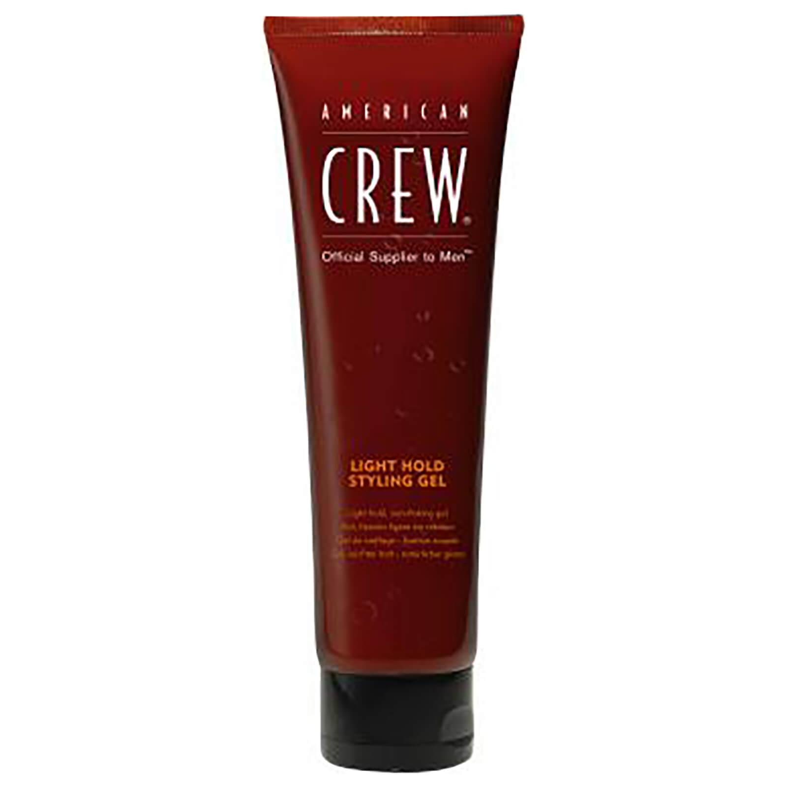 American Crew Gel coiffant à fixation légère d'American Crew (250 ml)