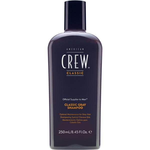 American Crew Shampooing classique pour cheveux gris d'American Crew (250 ml)