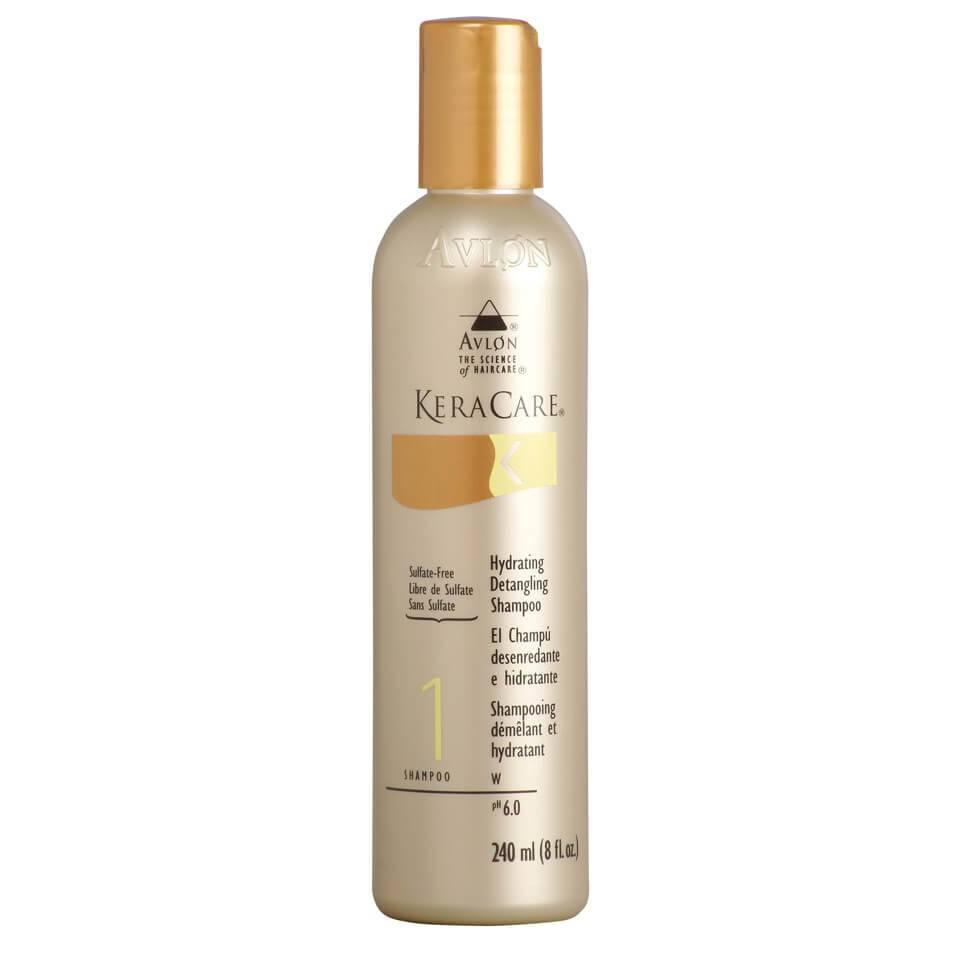KeraCare shampoing démêlant et hydratant