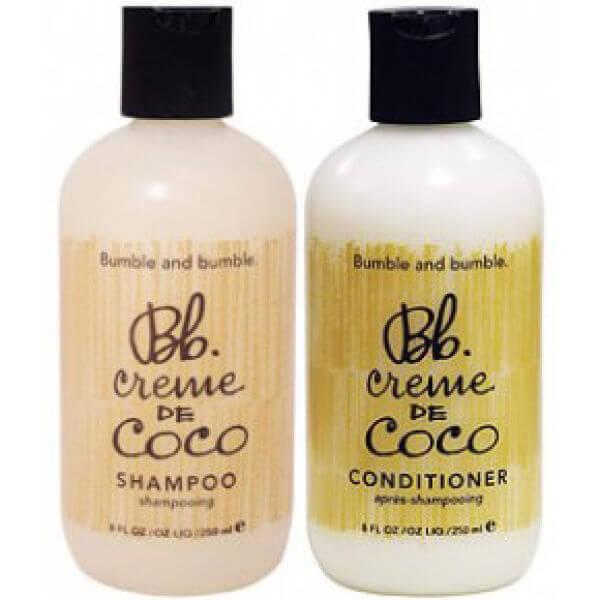Duo brillance Crème de coco Bb