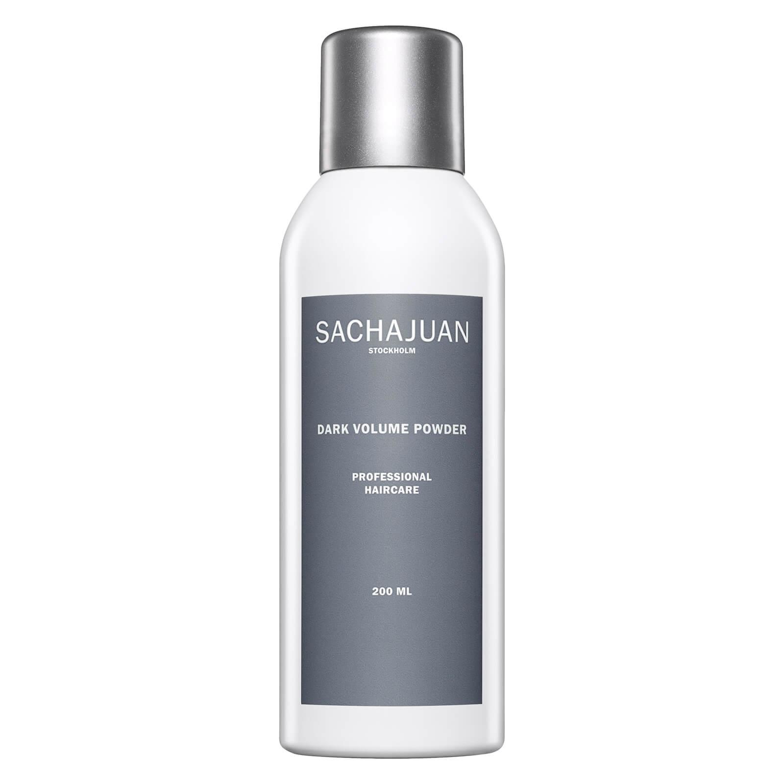 Sachajuan Shampooing sec Volumateur Cheveux Foncés « Dark Volume Powder » Sachajuan 200 ml