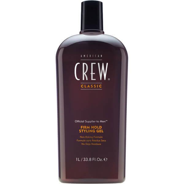 American Crew Gel de coiffure American Crew Firm Hold Gel (1000 ml)- (Valeur : 47 €)