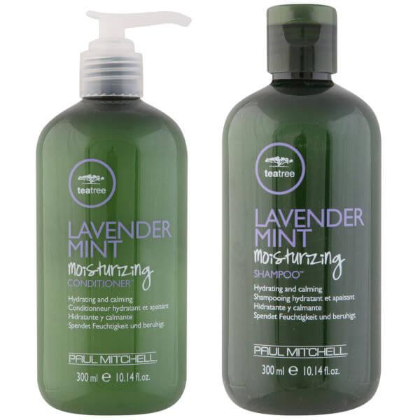 Paul Mitchell Arbre à thé/lavande/menthe Duo - Shampoing & Après-shampoing