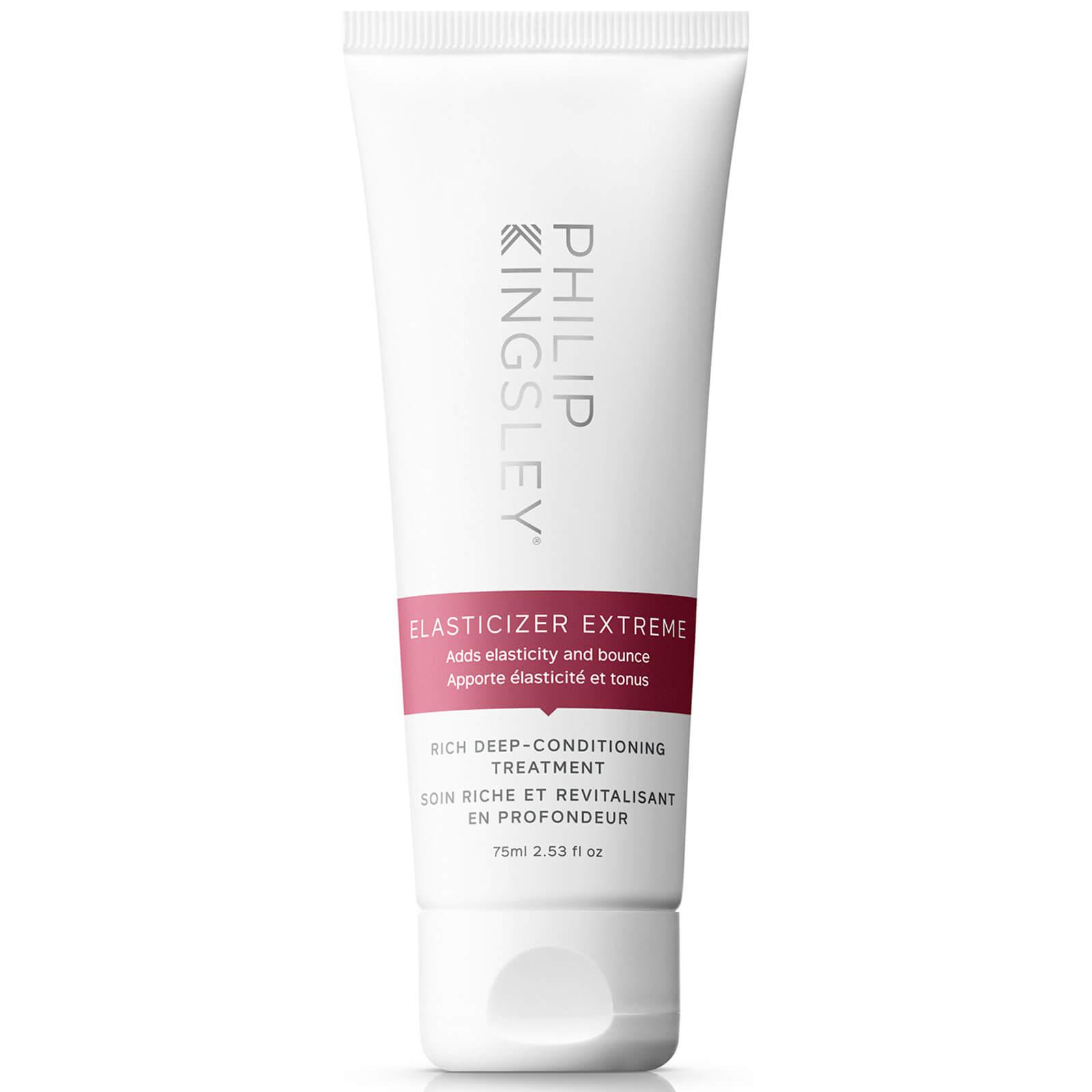 Philip Kingsley Elasticizer Extreme traitement hydratant avant shampooing pour cheveux traités 75ml