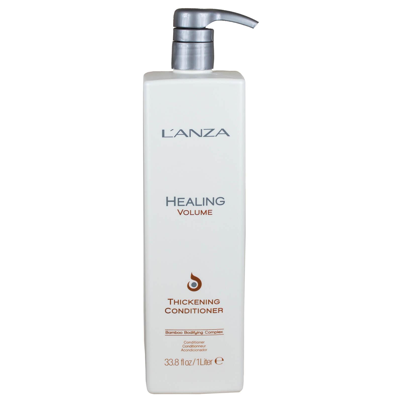 L'Anza Après-shampooing  Healing Volume Thickening de L'Anza (1 litre) - (valeur : 112,50€)
