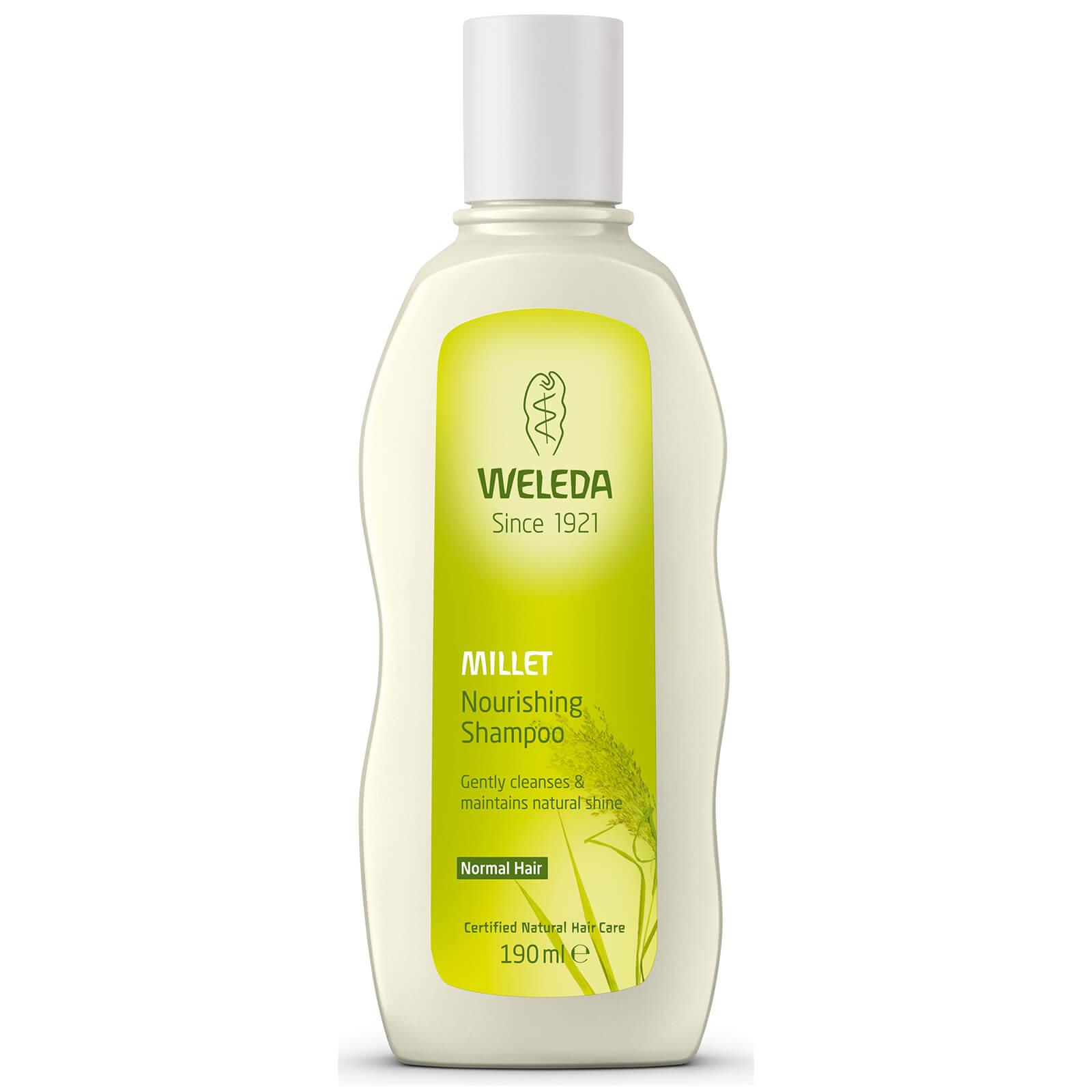 Weleda Millet Nourishing Shampoo (190 ml)