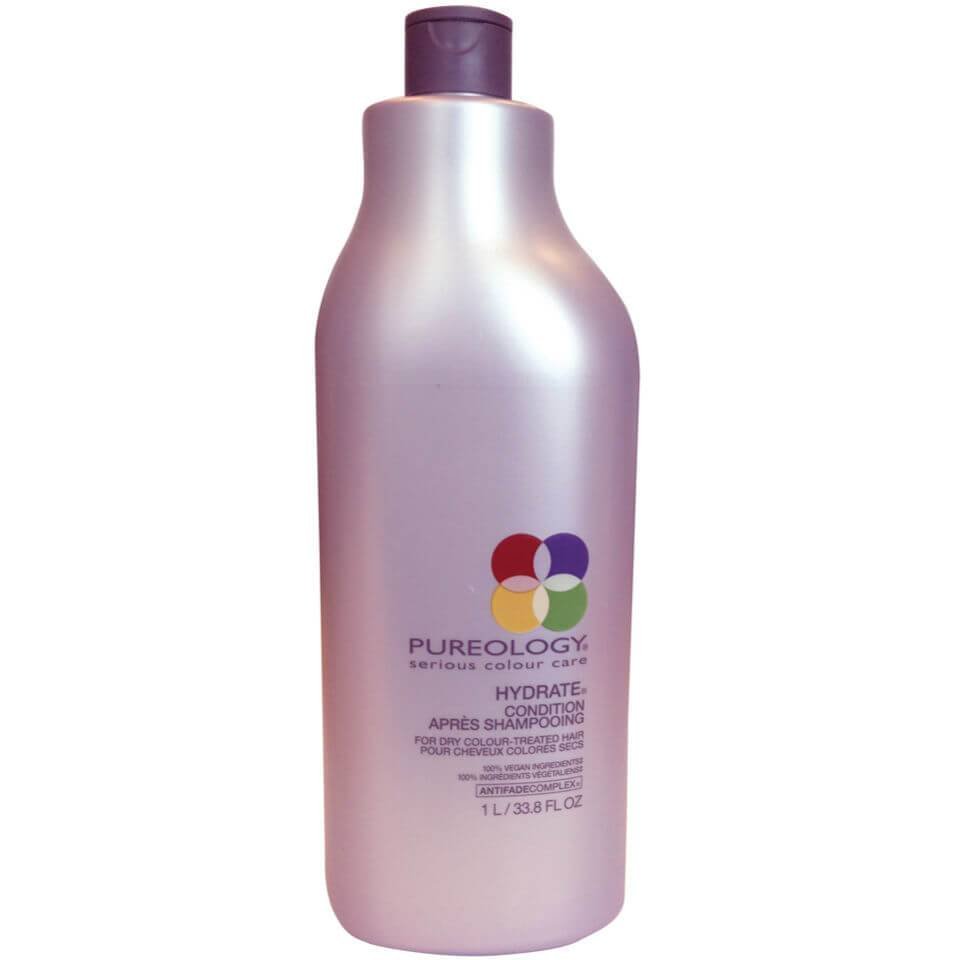 Pureology Pure Hydrate Conditioner (1000ml) avec pompe