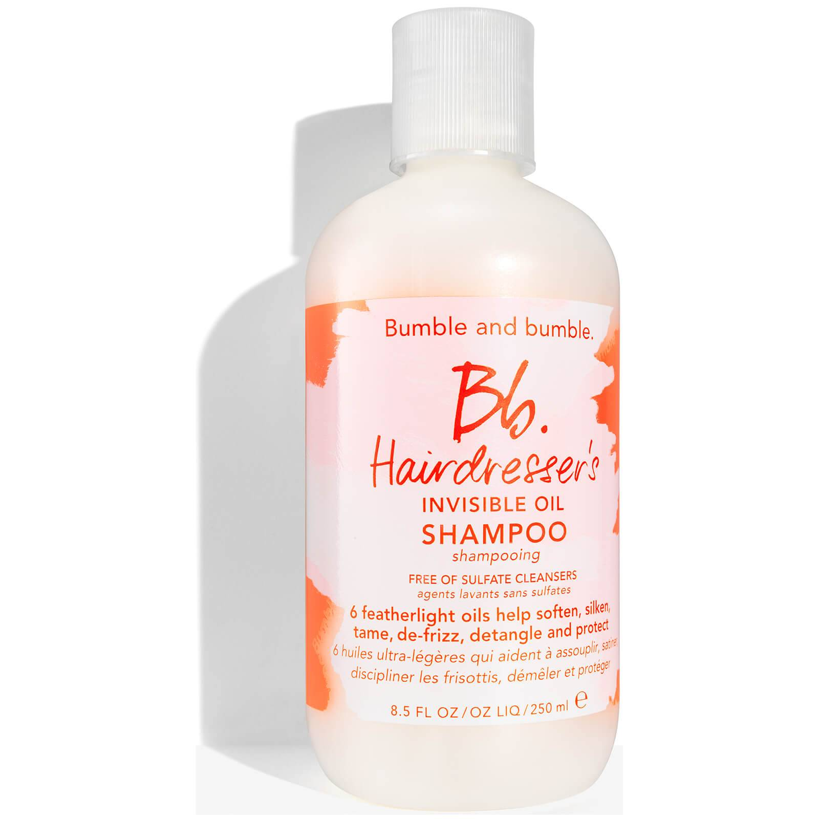 Bumble and bumble Shampoing sans sulfateHairdressers Invisible Oil de Bumble and bumble250ml